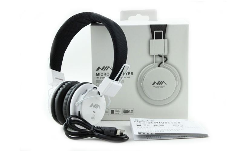 EQ – NIAELEC-Best Bluetooth Headpones, NIA headphones