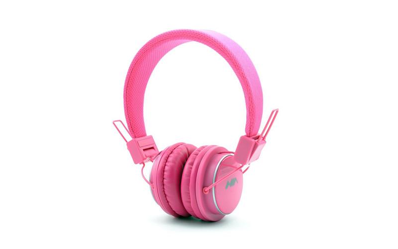 Who Sells Novelty Travel Portable On-Ear Foldable Headphones Southwestern Cactus Succulent Desert Plant Flowering - Orange The Cheapest